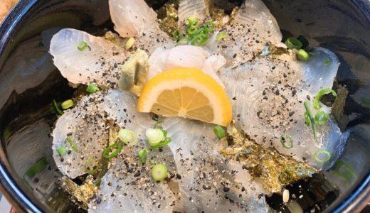 【活動日記】小倉で海鮮丼と手羽元のぬか炊き。ごちそうさまでした(2019.03.28)