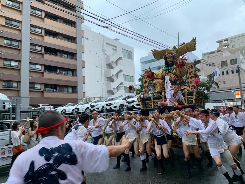 博多祇園山笠・中洲流