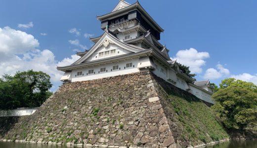 【週報】小倉城の公式ホームページで記事の連載を開始(2019.09.30.~10.06)